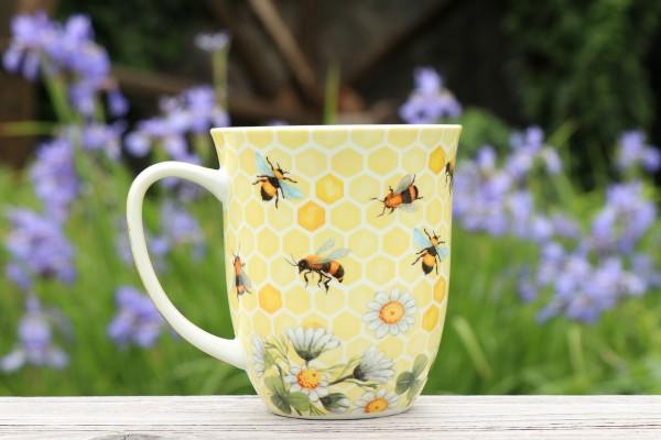 Tasse Bienen-Liebe
