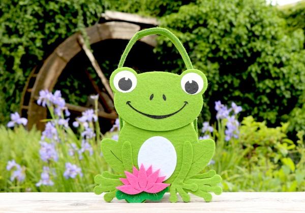 Kindertasche - Frosch