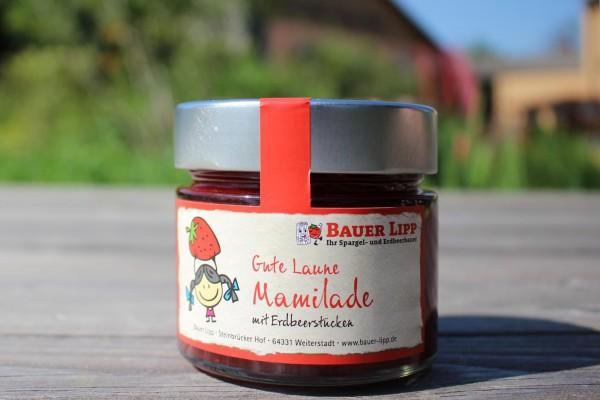 Gute Laune Mamilade, Erdbeere 210g
