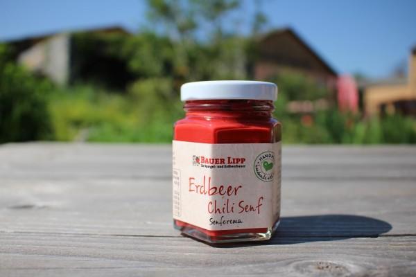 Erdbeer Chili Senf 100 ml
