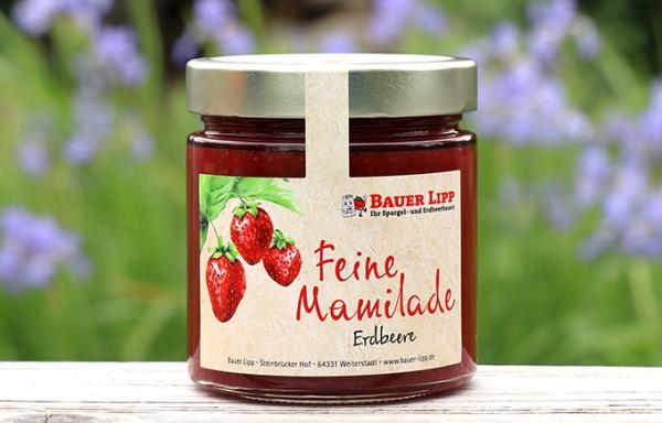 Feine Erdbeer Mamilade 410 g