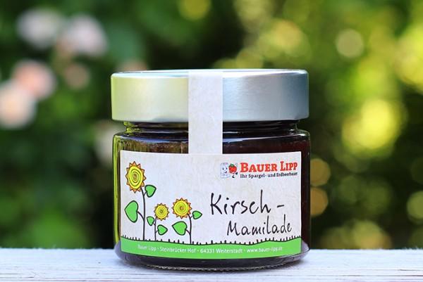 Kirsch-Mamilade 210 g