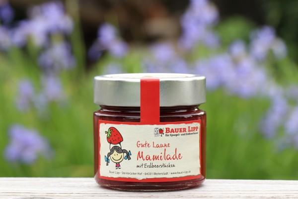 Gute Laune Mamilade, Erdbeere 210 g