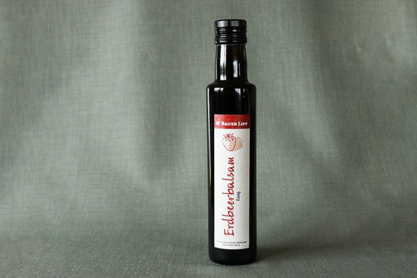Erdbeer Balsam Essig 250 ml