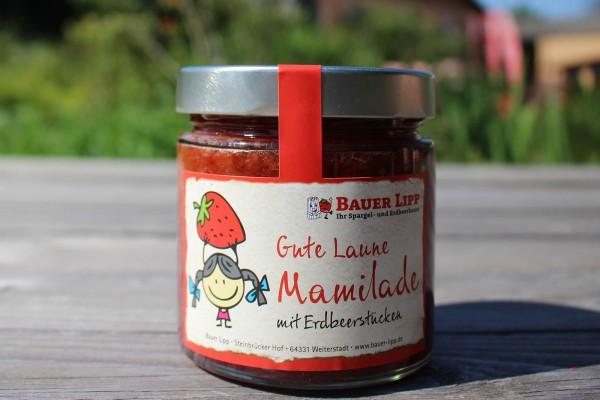 Gute Laune Mamilade, Erdbeere 410g