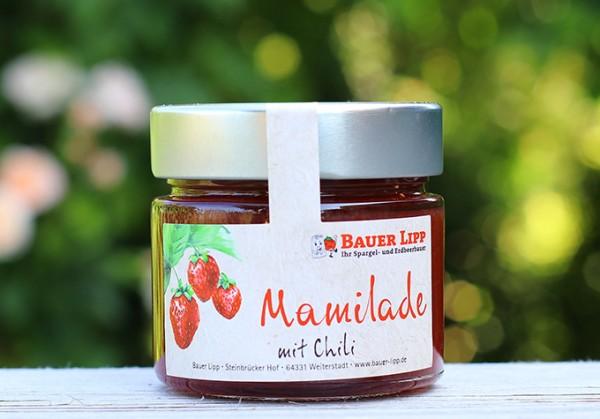 Erdbeer-Mamilade mit Chili 210 g