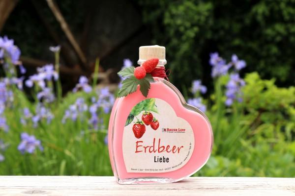 Erdbeer Sahne Likör, Erdbeer Liebe 200 ml